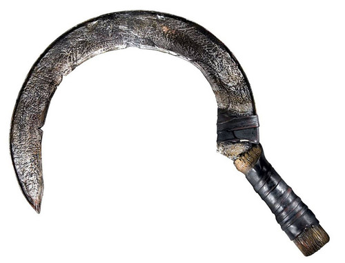 Sickle Of Death Weapon