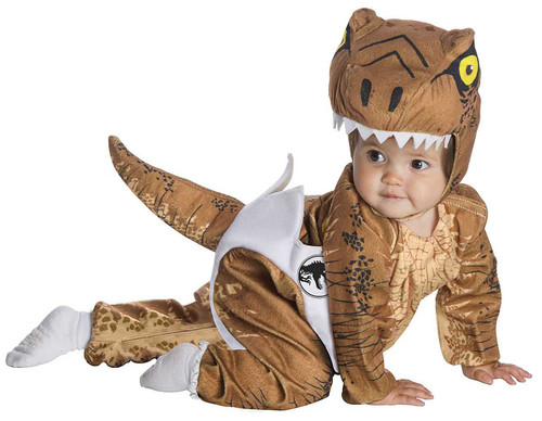 Jurassic World Hatching T-Rex Jumpsuit