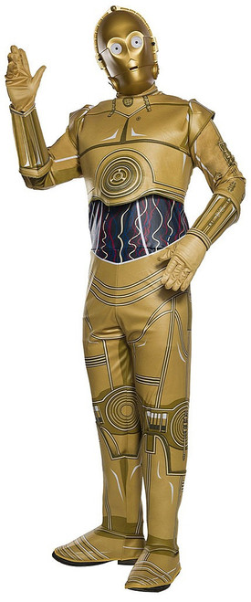 C-3Po Star Wars Adult Costume