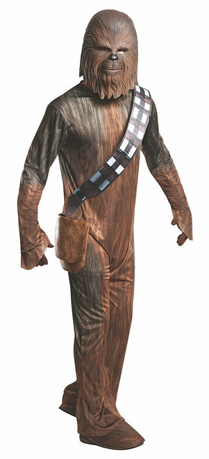 Chewbacca Photo Real Adult Jumpsuit