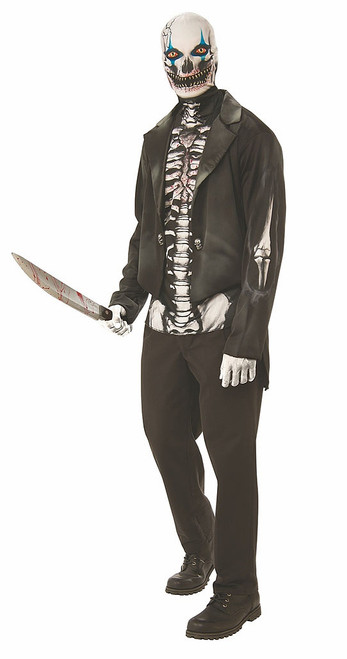 Skeleton Man Adult Costume
