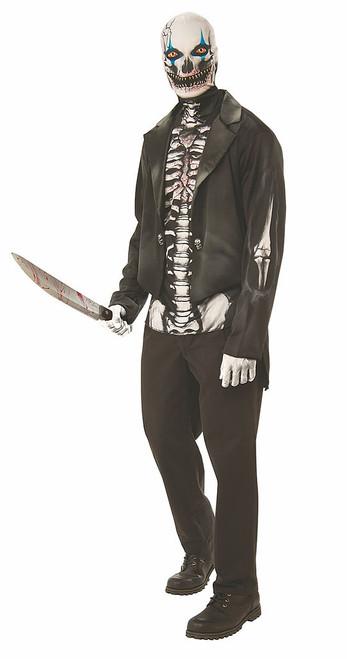 Skeleton Man Adult Costume