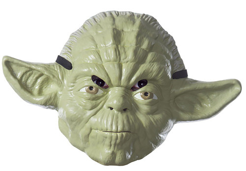 Yoda Star Wars Vacuform Mask