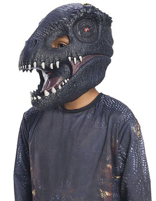 Jurassic World Villain 3/4 Adult Dinosaur Mask