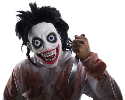 Go To Sleep Overhead Latex Mask