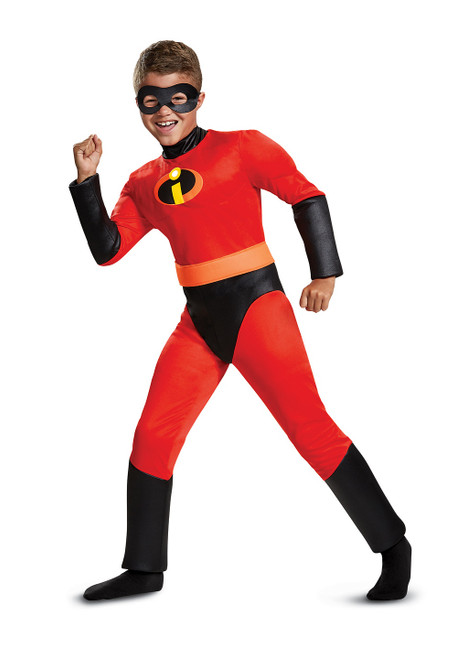 Dash Classic Muscle Incredibles Costume