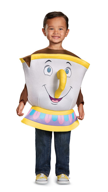 Chip Beauty and the Beast Toddler Costume