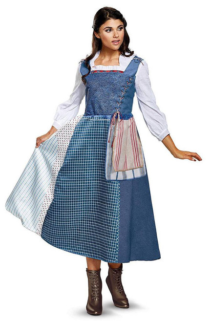 Belle Village Dress Adult Costume