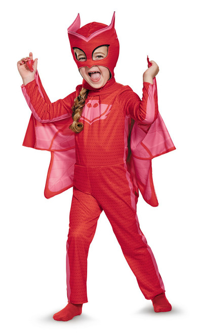 PJ Masks Owlette Toddler Costume