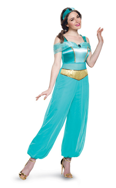 Jasmine Adult Costume