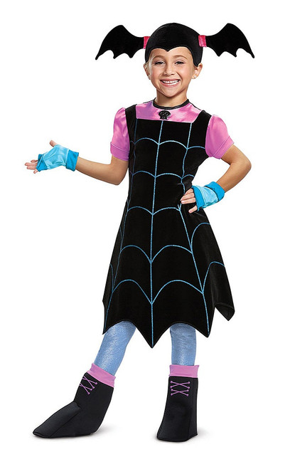 Disney Vampirina Girls Costume