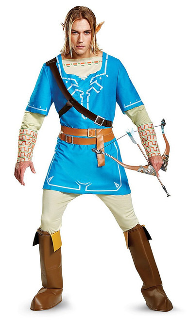 Link Breath Of The Wild Adult Costume