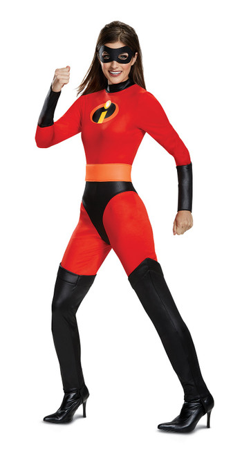 Mrs. Incredible Womens Costume