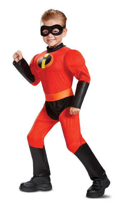 Dash Toddler Muscle Costume