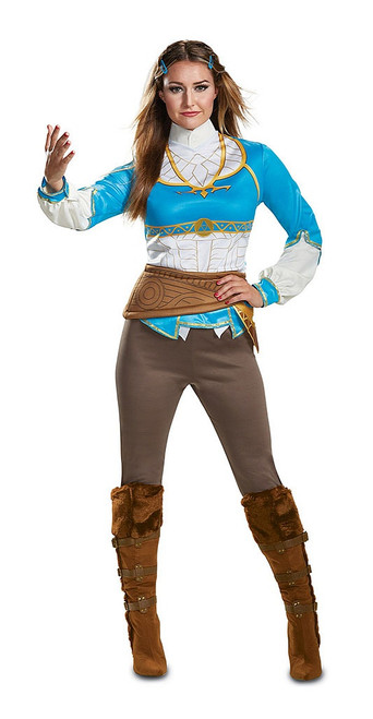 Zelda Breath Of The Wild Womes Costume