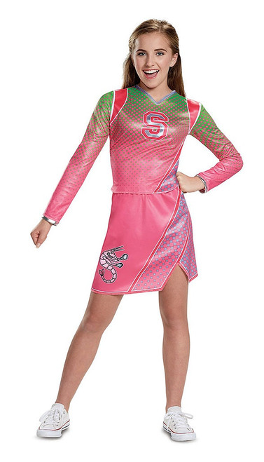 Addison Disney Cheerleader Costume