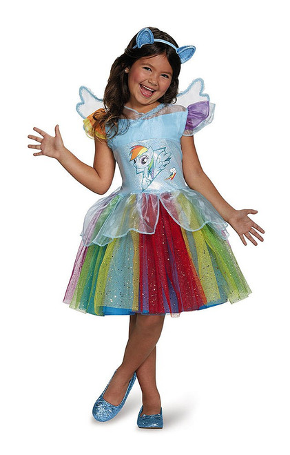 Rainbow Dash My Little Pony Tutu