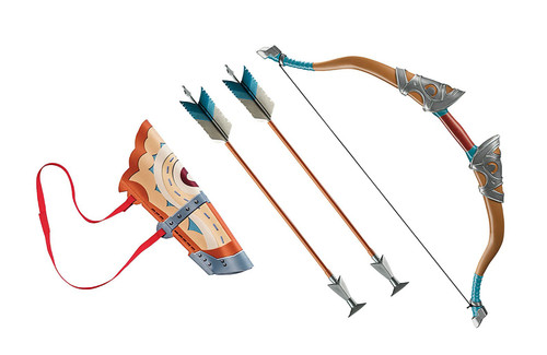 Link Breath Of The Wild Bow Arrow Quiver Set