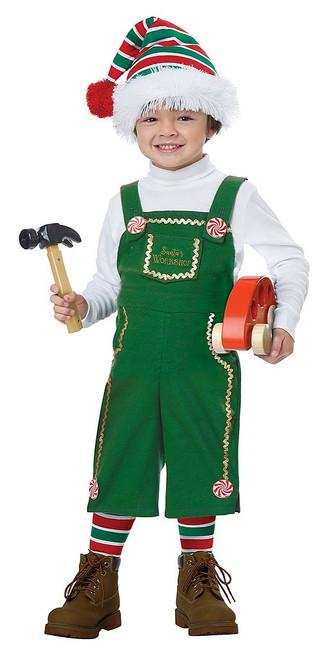 Jolly Lil' Elf Toddler Costume