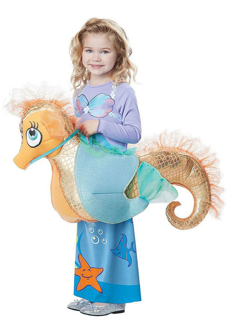 Mermaid Ride-On Costume