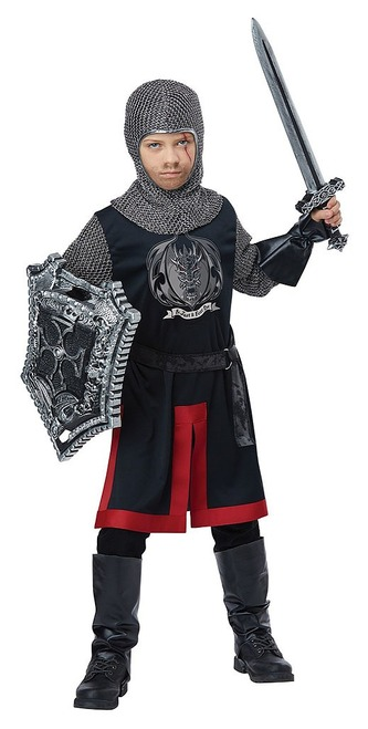 Dragon Knight Child Costume