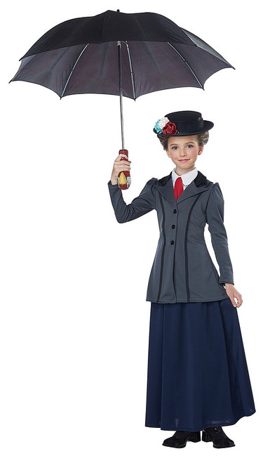 Mary Poppins Child Costume