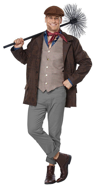 Chimney Sweep Mens Costume