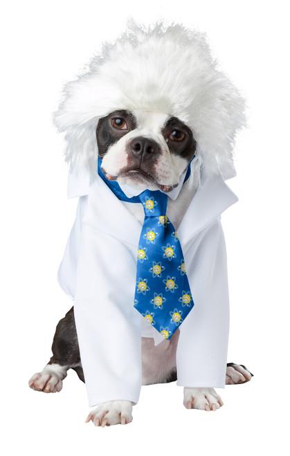 Al-Bark Einstein Dog Costume