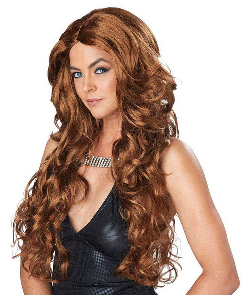 Celebrity Glam Light Brown Wig