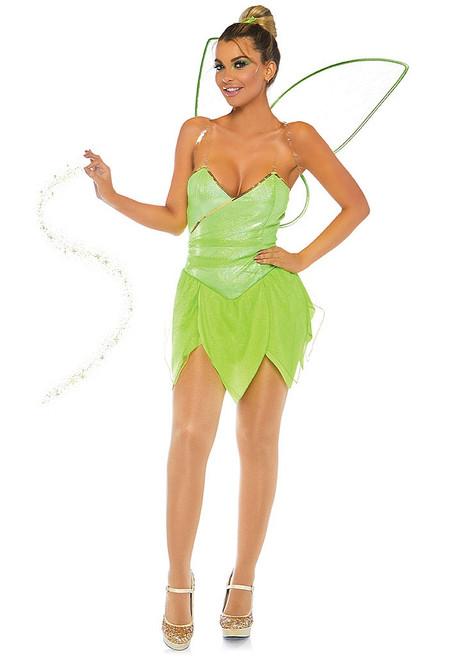 Tinkerbell Pixie Costume