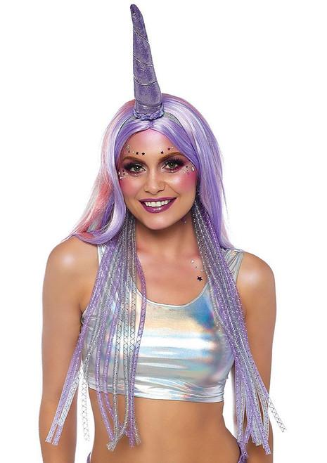 Mystical Shimmer Unicorn Headband