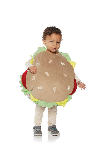Hamburger Costume Toddler