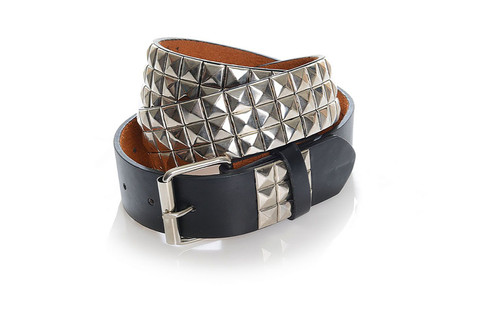 Studded Punk Belt