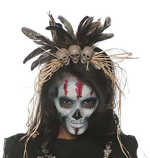 Witch Doctor Headband
