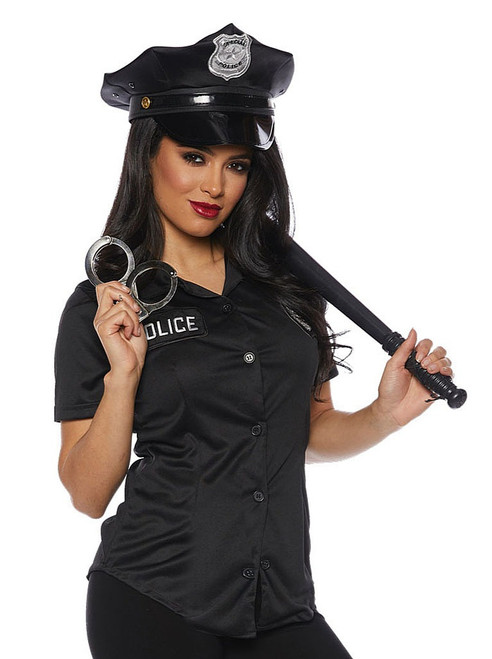 Police Costume Accessory Kit
