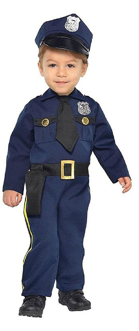 Cop Recruit Baby Policeman Costume