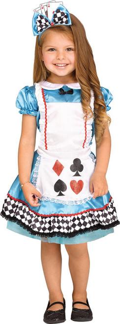 Wild Wonderland Toddler Costume