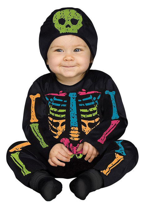 Baby Bones Infant Colored Bones