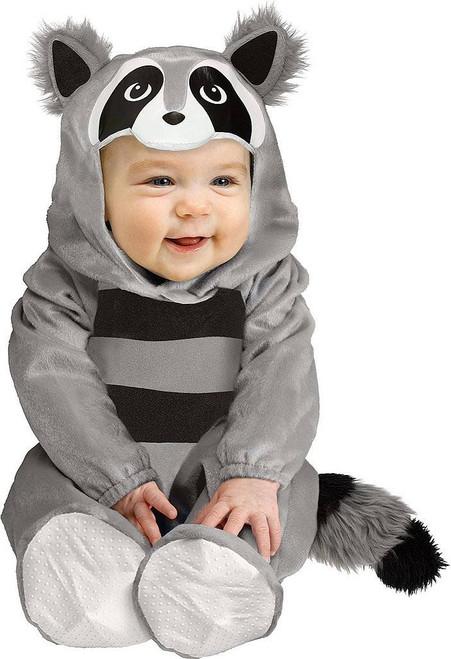 Baby Raccoon Infant Costume