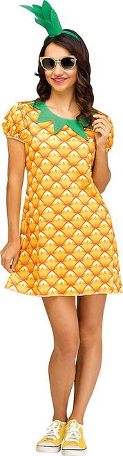 Womens Pineapple Costume