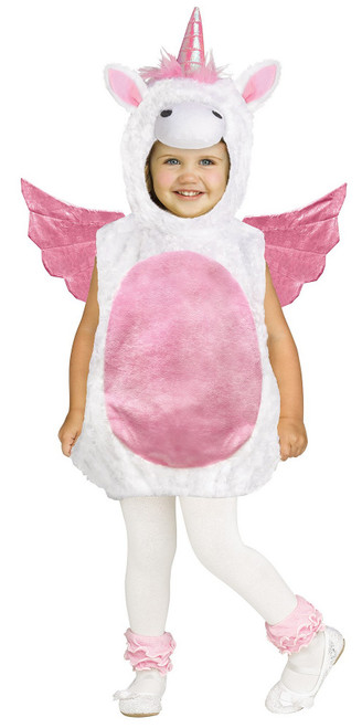 Magical Unicorn Toddler Costume