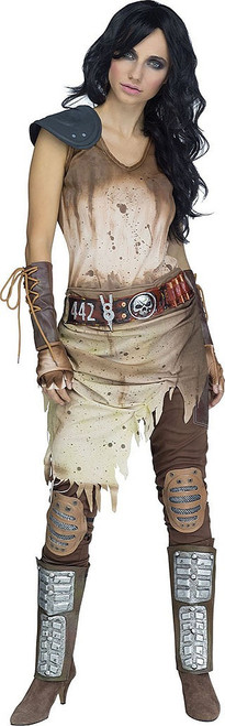 Apocalyse Warrior Womens Costume