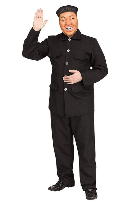 The Chairman Adult Costume