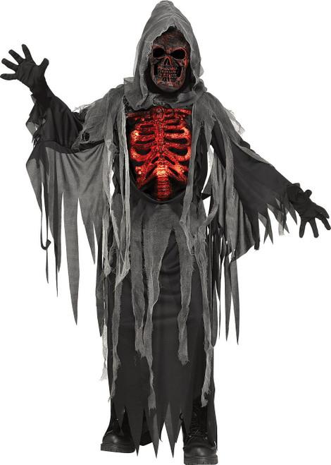 Smoldering Reaper Child Costume