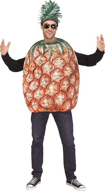 Mens Pineapple Costume