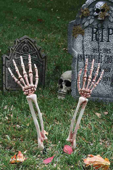 Realistic Skeleton Arm Grave Breakers
