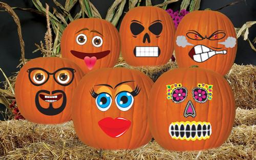 Emoti-Kins Pumpkin Kit