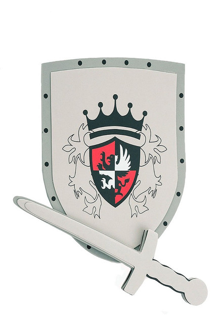 Foam Sword and Shield Set