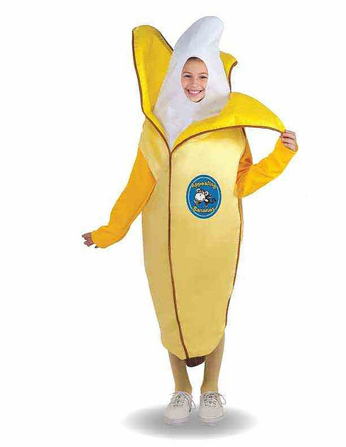 Banana Kids Costume