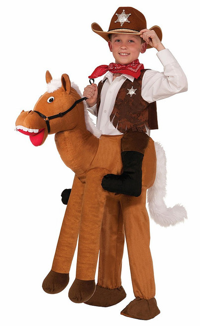 Ride a Horse Kids Costume